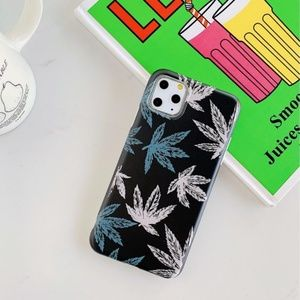 NEW iPhone 11/Pro/Max/XR Leaf Case